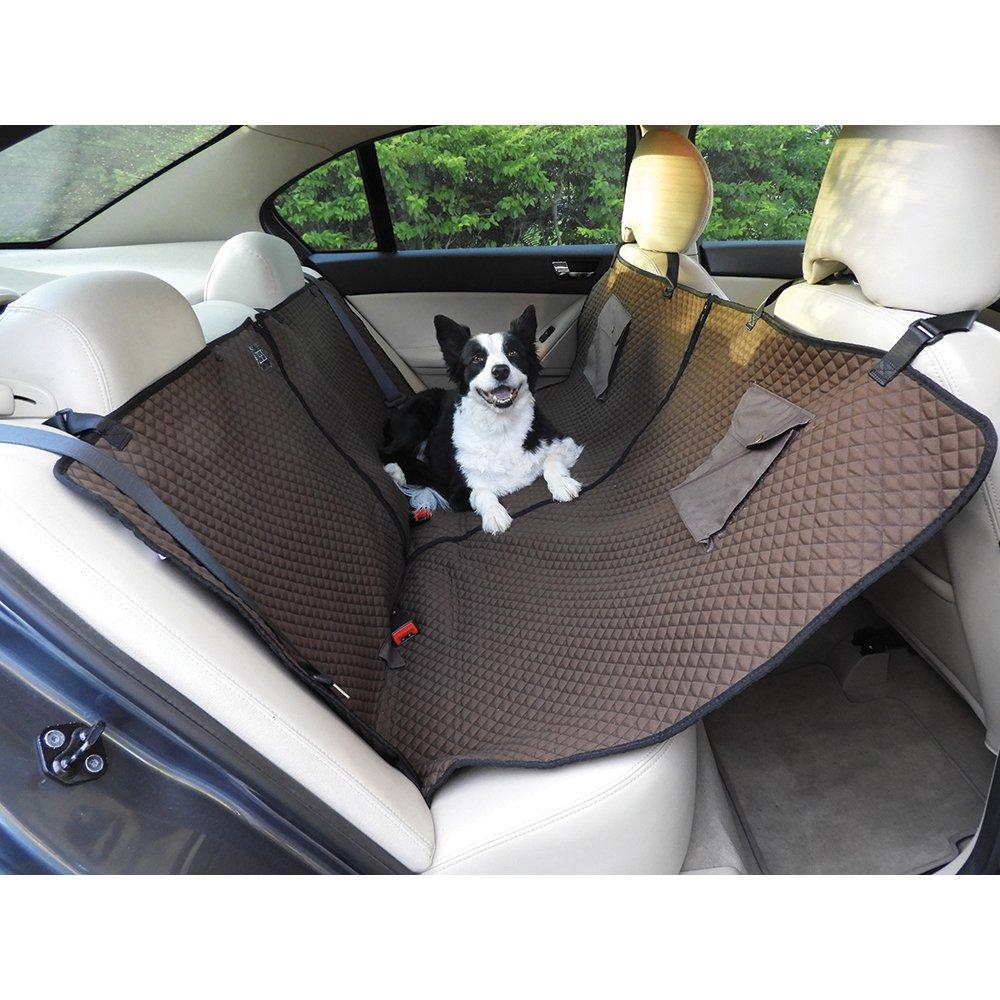 ZeeZ SEAT COVER HAMMOCK - DELUXE  - 140 x 142cm - Click to enlarge