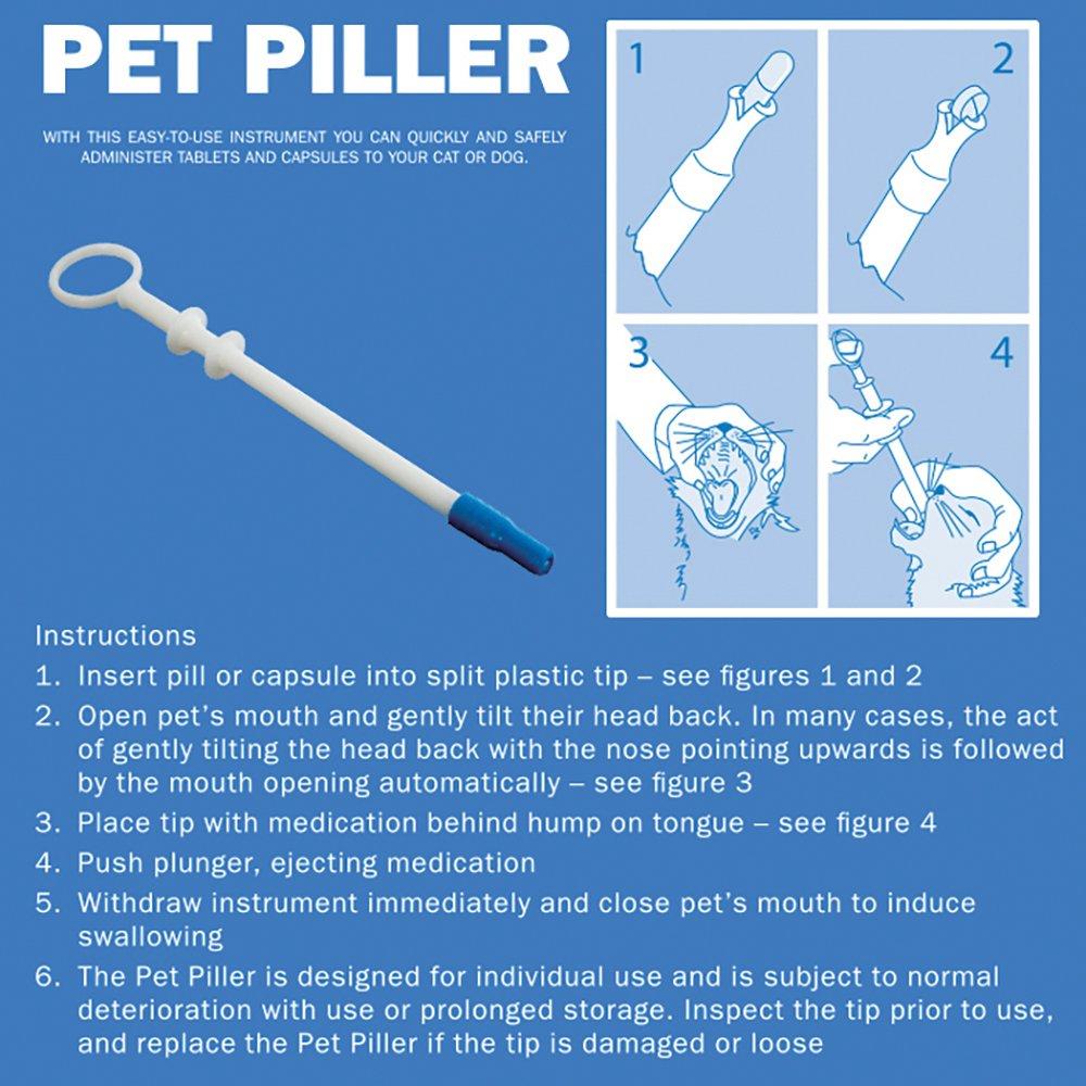 PET PILLER