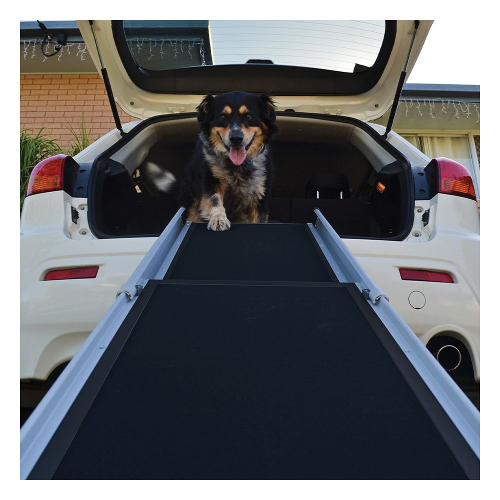 ZEEZ DELUXE TELESCOPING PET RAMP