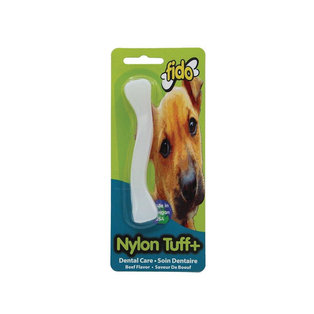 Fido NYLON TUFF+ BONE - BEEF Small  - 11cm - Click to enlarge