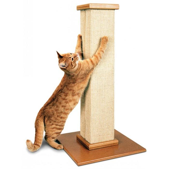"SmartCat ULTIMATE SCRATCHING POST 32"" (81cm) Height - Click to enlarge"