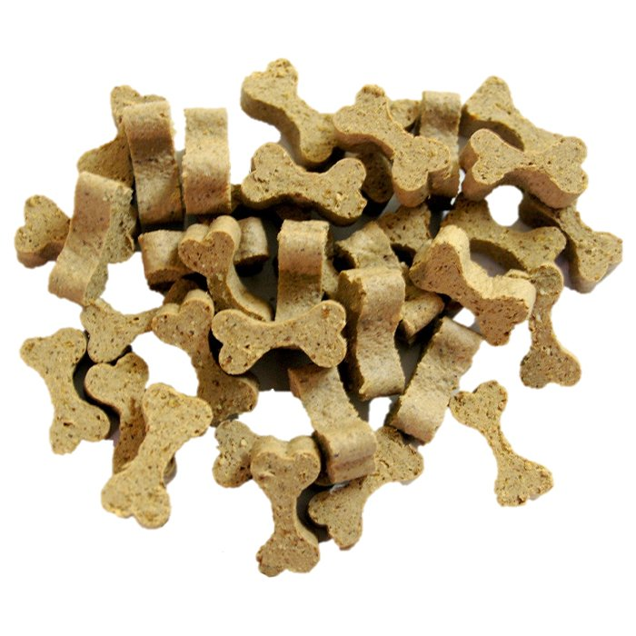 Huds and Toke - SEMI MOIST MICRO BONES CHICKEN 1kg - Click to enlarge