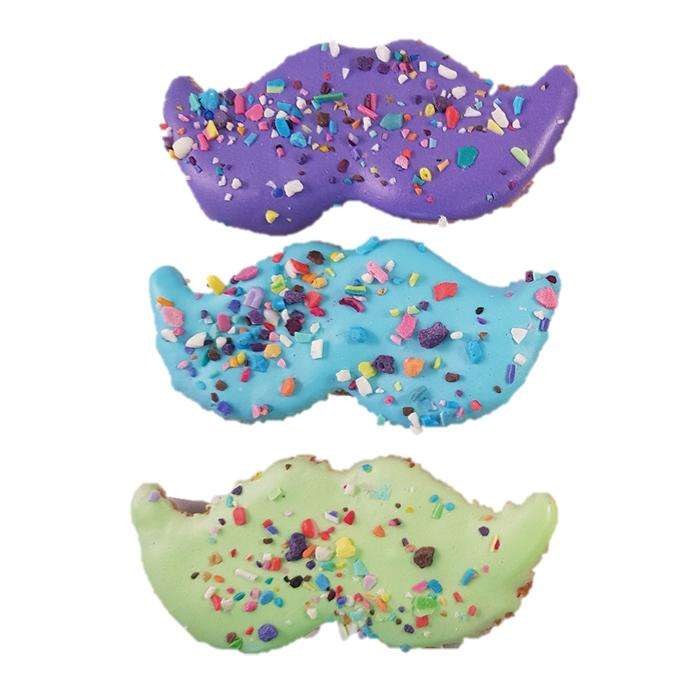 Huds and Toke - WOOFSTACHES 3pk - Click to enlarge