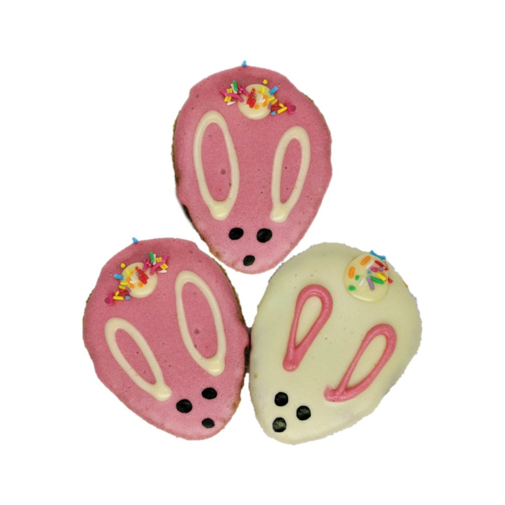 Huds and Toke - COTTONTAIL BUNNY COOKIES 3pk - Click to enlarge