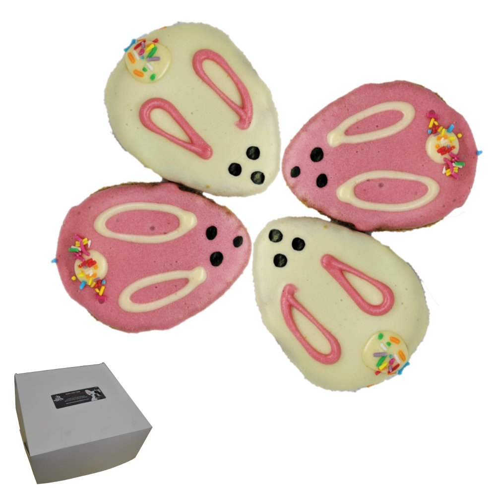 Huds and Toke - COTTONTAIL BUNNY COOKIES BULK 30pk - Click to enlarge