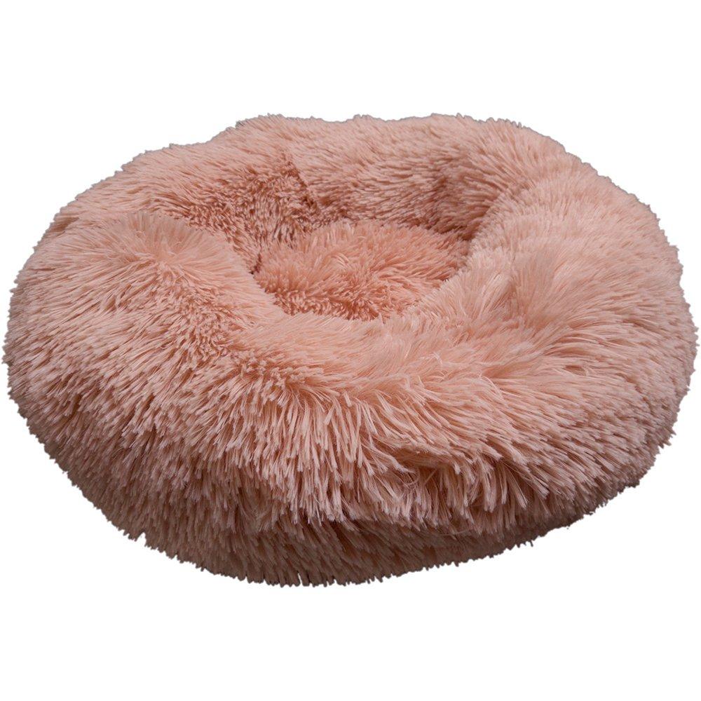 Prestige SNUGGLE BUDDIES CALMING CUDDLER BED - Pink 50cm - Click to enlarge