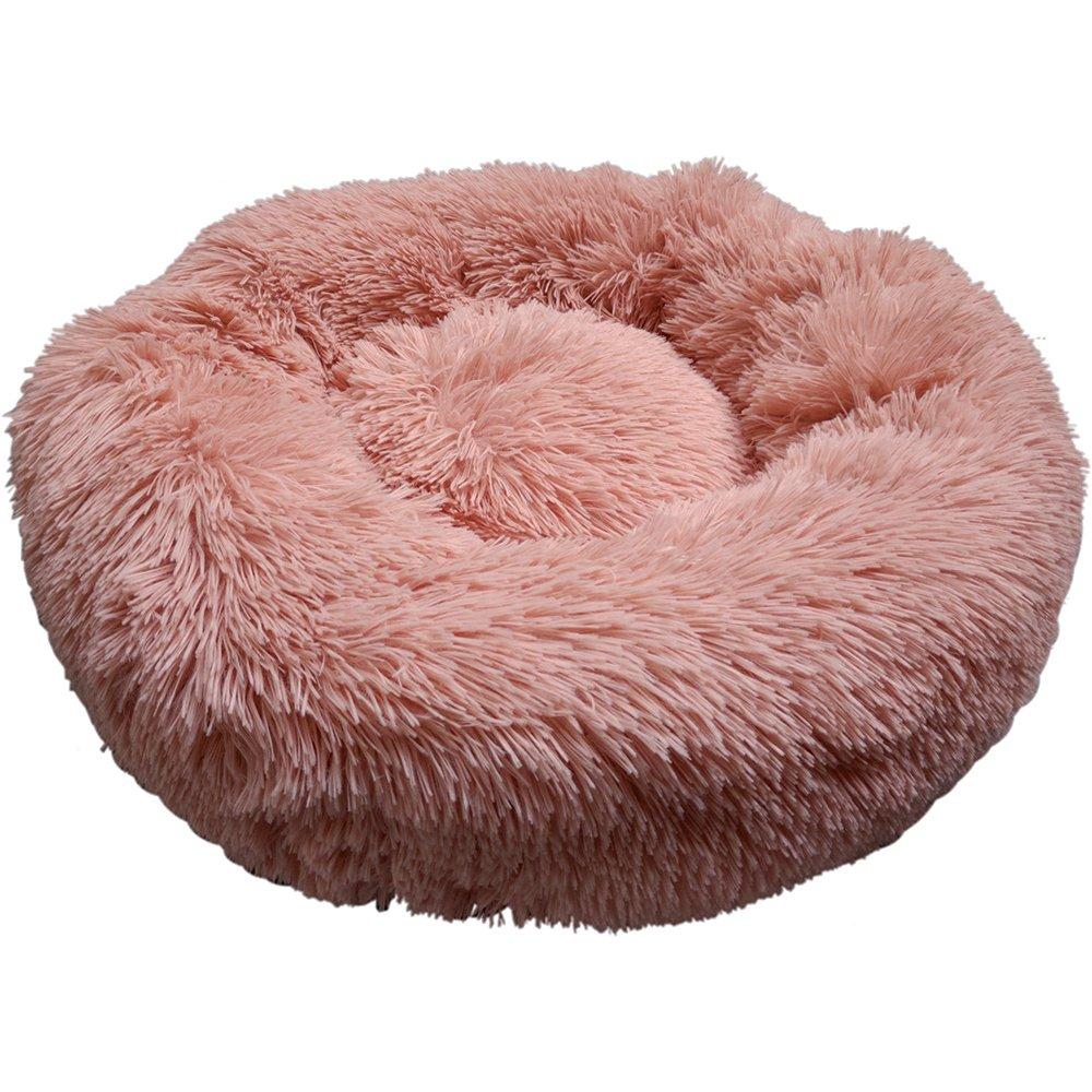 Prestige SNUGGLE BUDDIES CALMING CUDDLER BED - Pink 60cm - Click to enlarge
