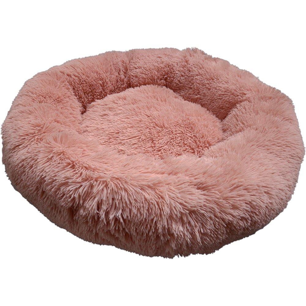 Prestige SNUGGLE BUDDIES CALMING CUDDLER BED - Pink 80cm - Click to enlarge