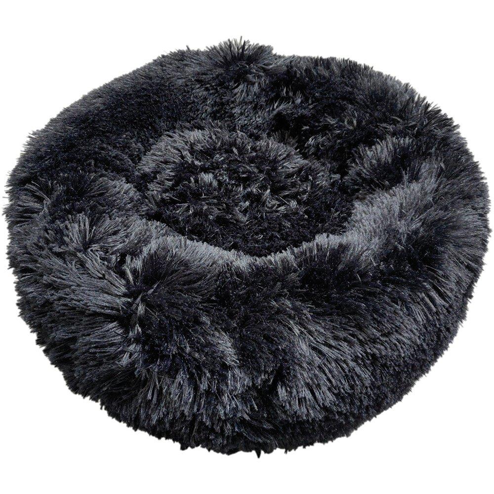 Prestige SNUGGLE BUDDIES CALMING CUDDLER BED - Black 50cm - Click to enlarge