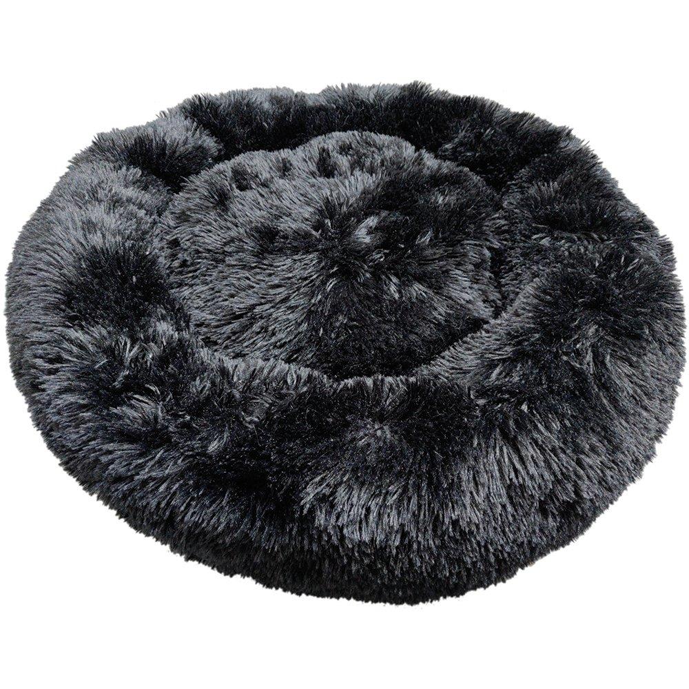 Prestige SNUGGLE BUDDIES CALMING CUDDLER BED - Black 80cm - Click to enlarge