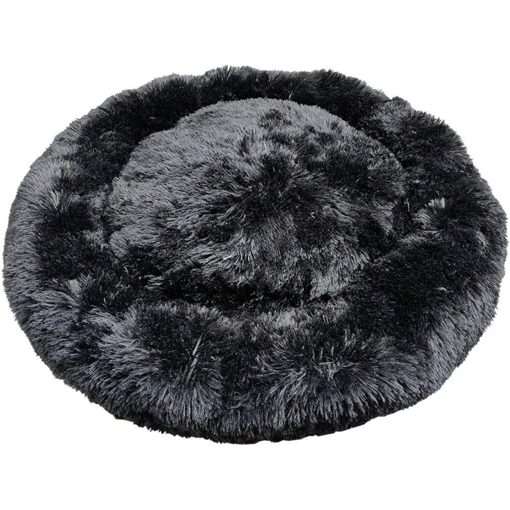 Prestige SNUGGLE BUDDIES CALMING CUDDLER BED - Black 100cm - Click to enlarge