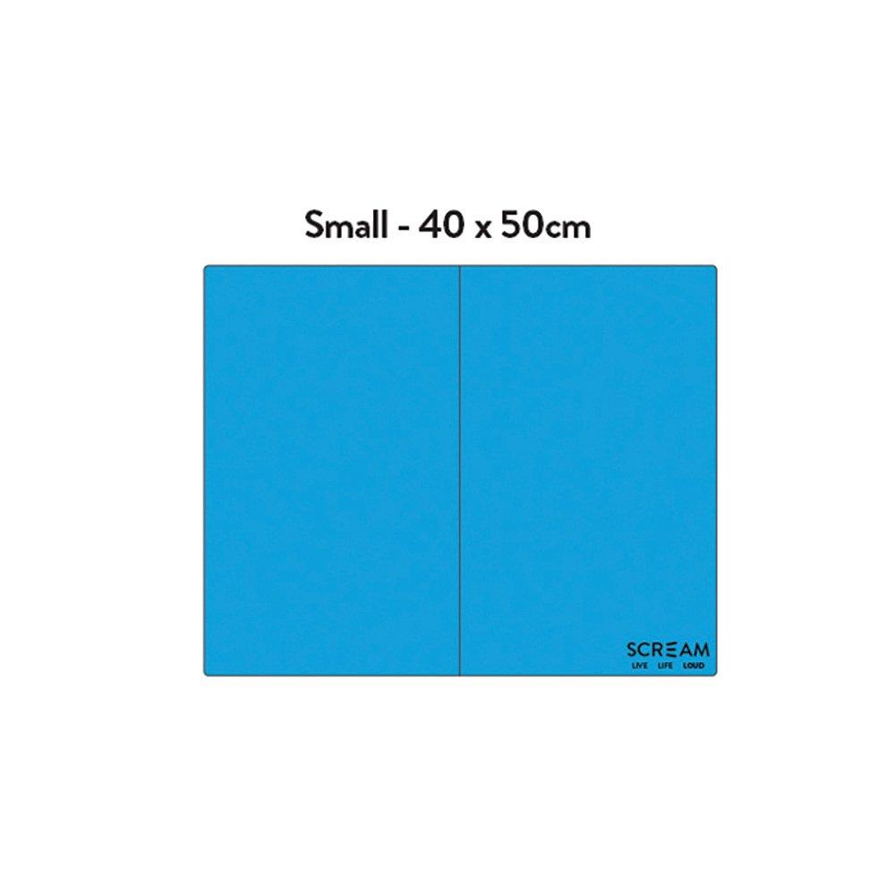 Scream COOL PAD Loud Blue Small 40 x 50cm