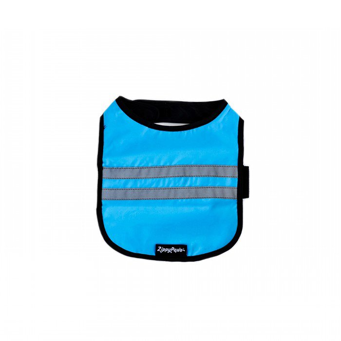 ZippyPaws - COOLING VEST Small Blue (Girth Size: 41-61cm) - Click to enlarge