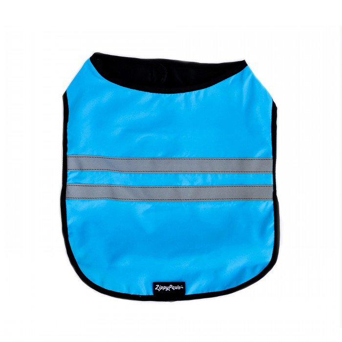ZippyPaws - COOLING VEST Medium Blue (Girth Size: 58-81cm) - Click to enlarge