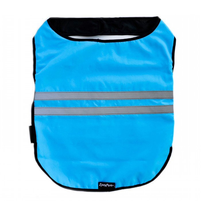 ZippyPaws - COOLING VEST Large Blue (Girth Size: 76-102cm) - Click to enlarge