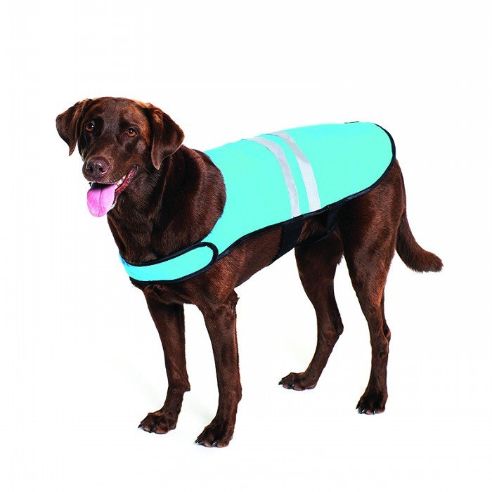 ZippyPaws - COOLING VEST Large Blue (Girth Size: 76-102cm)