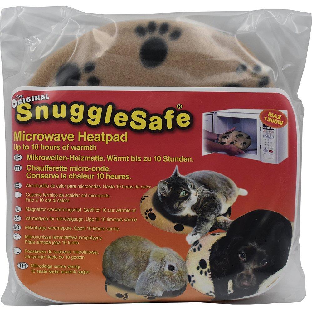 SnuggleSafe MICROWAVE HEATPAD - Click to enlarge