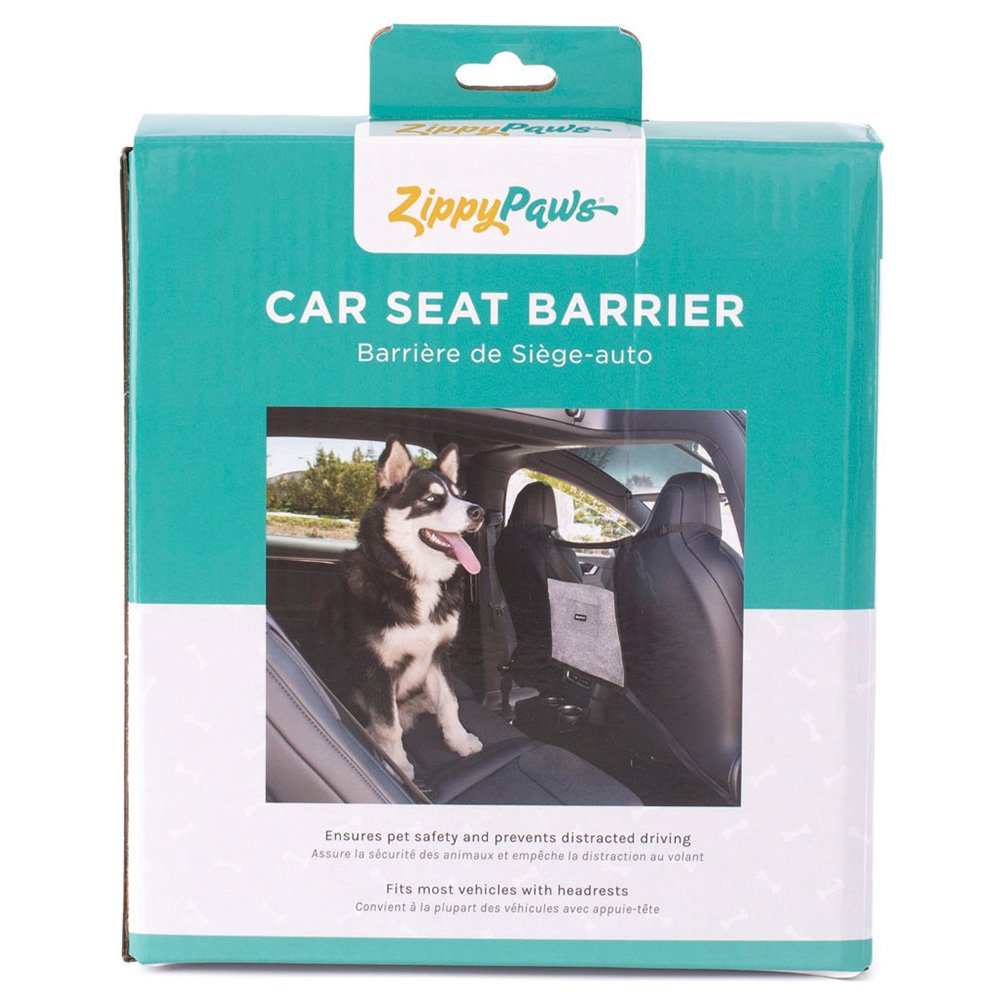 ZippyPaws - ADVENTURE CAR FRONT SEAT BARRIER 43 x 46cm - Click to enlarge