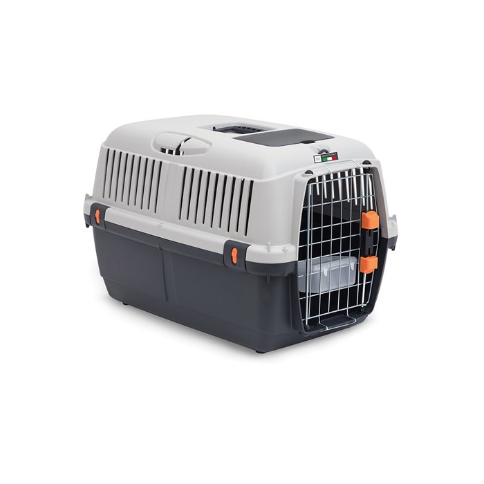 ZEEZ BRACCO TRAVEL 3 - PET CARRIER 60x40x38.5cm - Click to enlarge