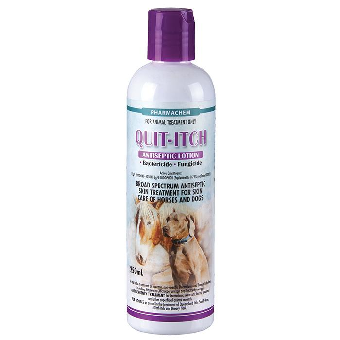 QUIT-ITCH LOTION 250mL - Click to enlarge