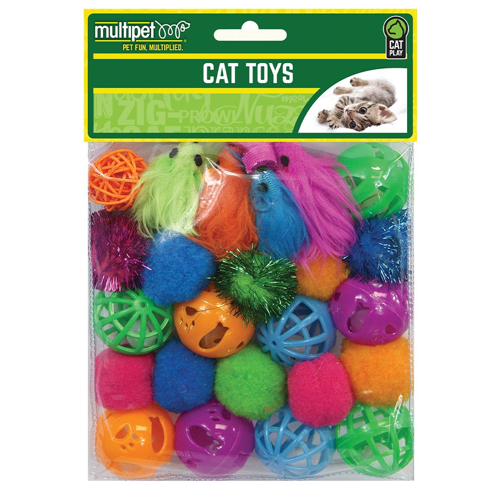 Multipet CAT VALUE PACK 24pc - Click to enlarge