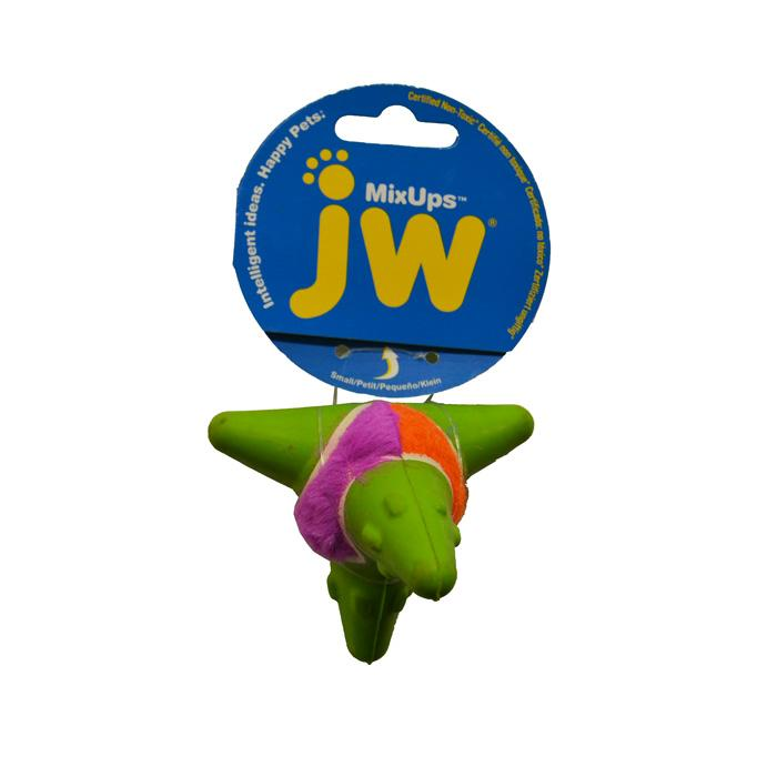 JW MIXUPS ARROW BALL DOG TOY Small 8cm - Click to enlarge
