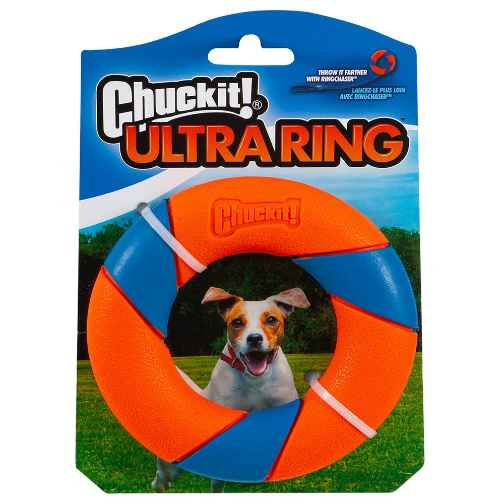 Chuckit! ULTRA RING 12 x 2.5cm - Click to enlarge