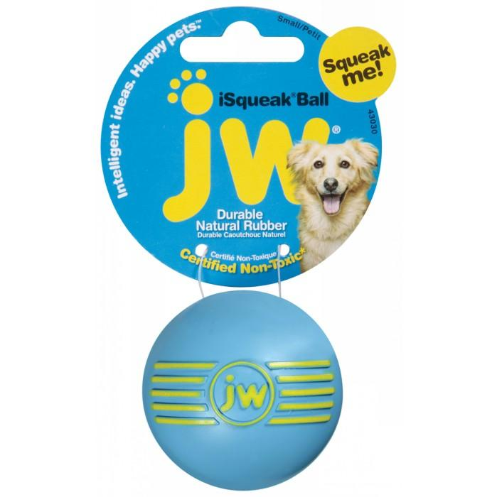 JW iSQUEAK BALL Small (5cm Diameter) - Click to enlarge