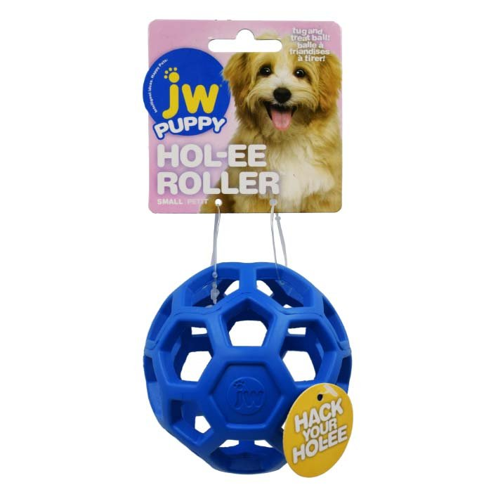 JW HOL-EE ROLLER (9cm Diameter) Small - Click to enlarge