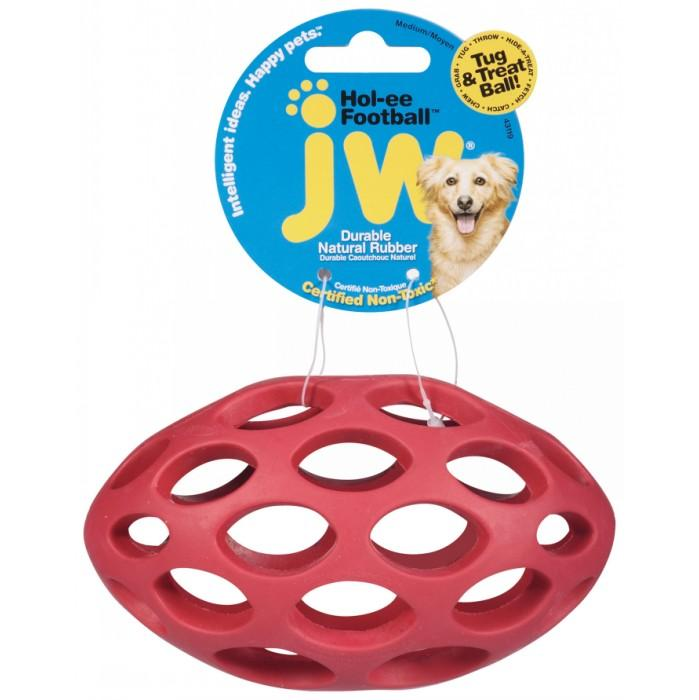 "JW HOL-EE FOOTBALL 6"" (15cm) - Click to enlarge"