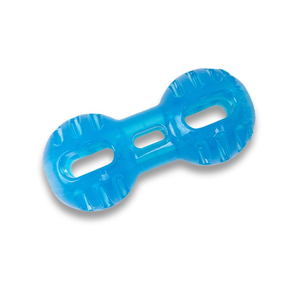 Scream Xtreme TREAT DUMBBELL Loud Blue - Med/Lge 14cm