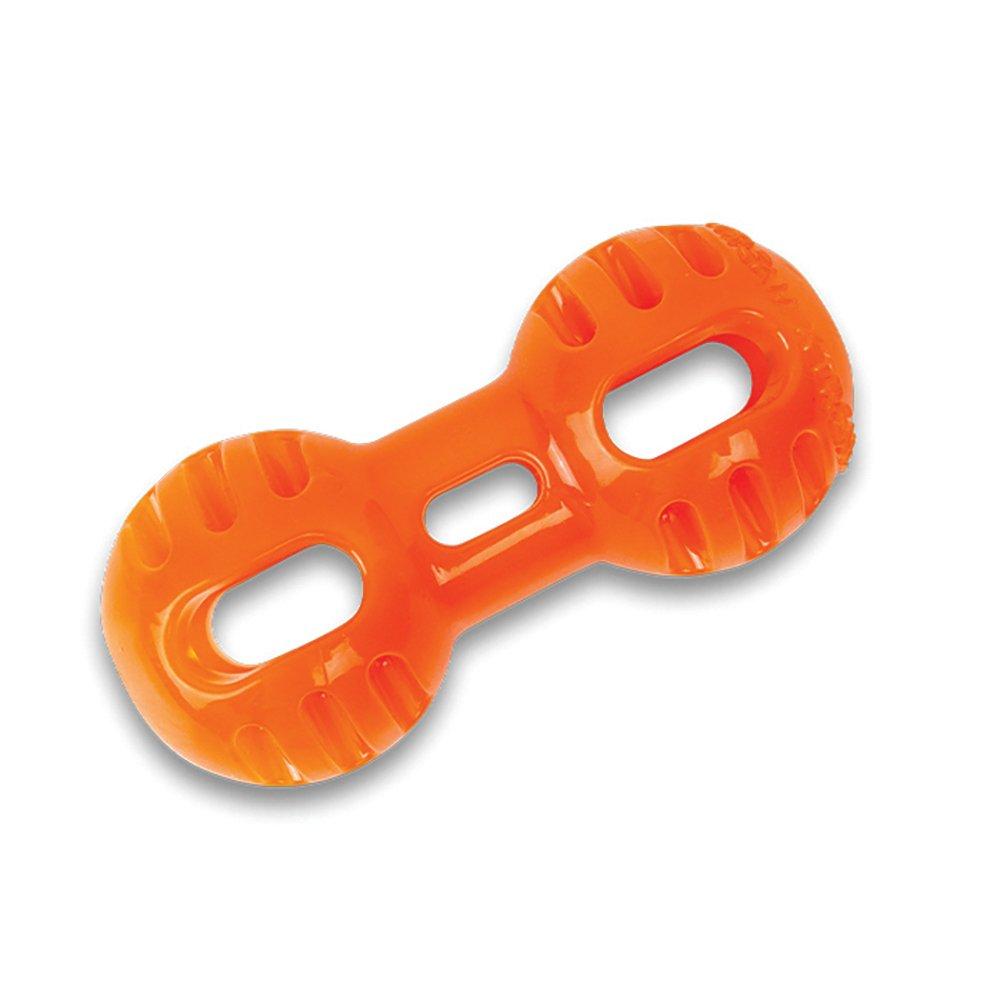 Scream Xtreme TREAT DUMBBELL Loud Orange - Med/Lge 14cm