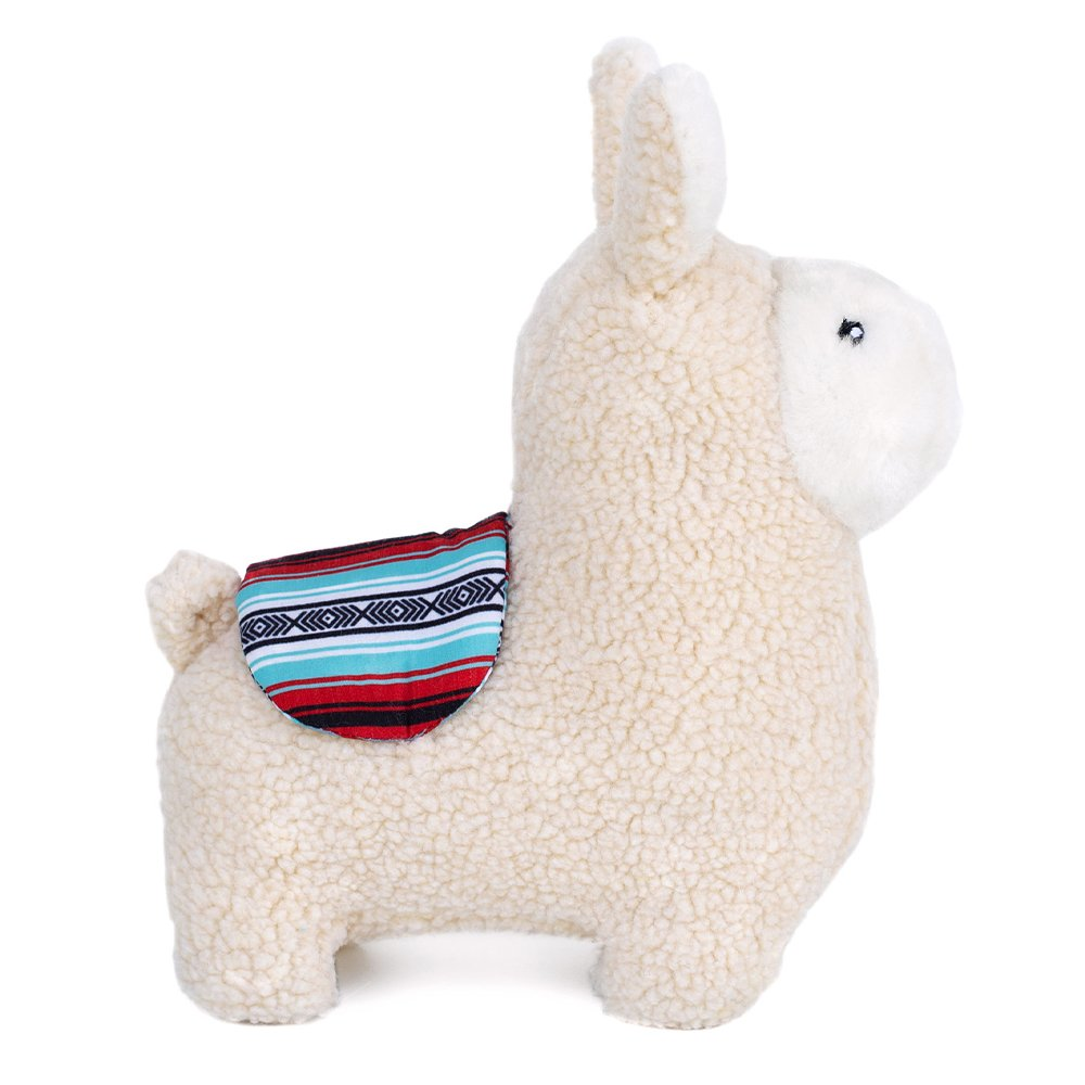 ZippyPaws - LIAM THE LLAMA 22.8 x 25.5cm - Click to enlarge