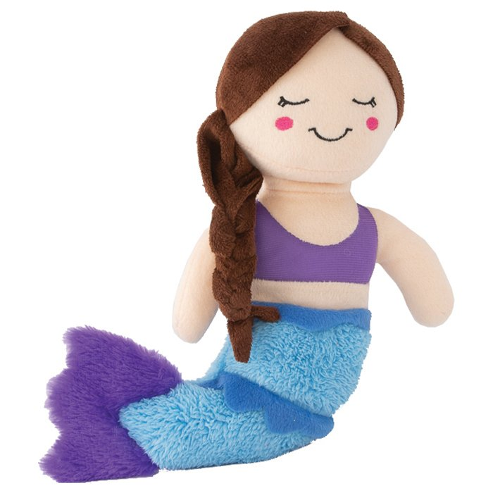 ZippyPaws - STORYBOOK MADDY THE MERMAID 30 x 22 x 7cm - Click to enlarge