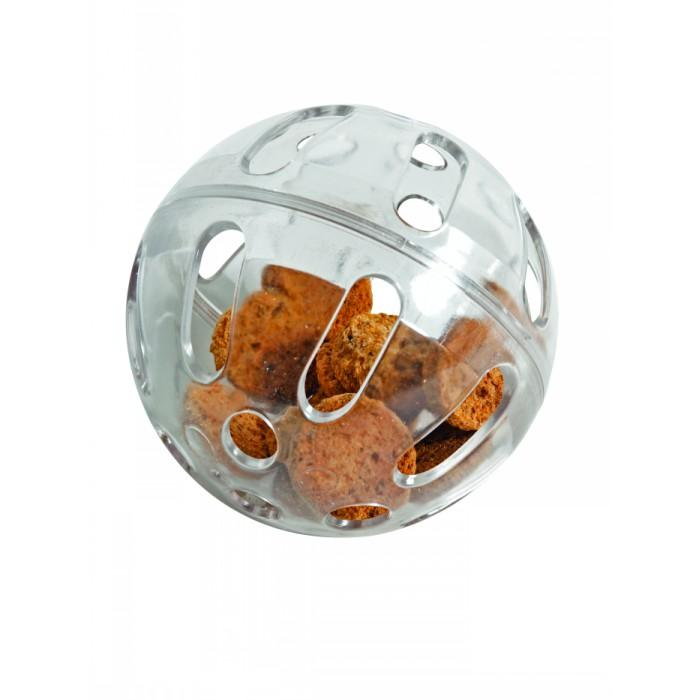 Creative Foraging PARTY BALL BIRD TOY (12cm Diameter) - Click to enlarge