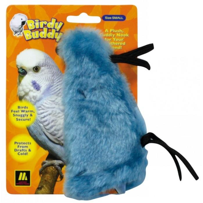 BIRDY BUDDY Small Blue - Click to enlarge
