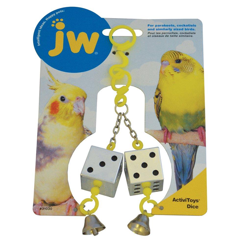 JW Insight BIRD TOY DICE - 320_BIRD TOYS, JW, Plastic - Product