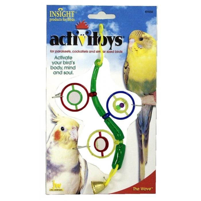 JW Insight BIRD TOY THE WAVE - Click to enlarge