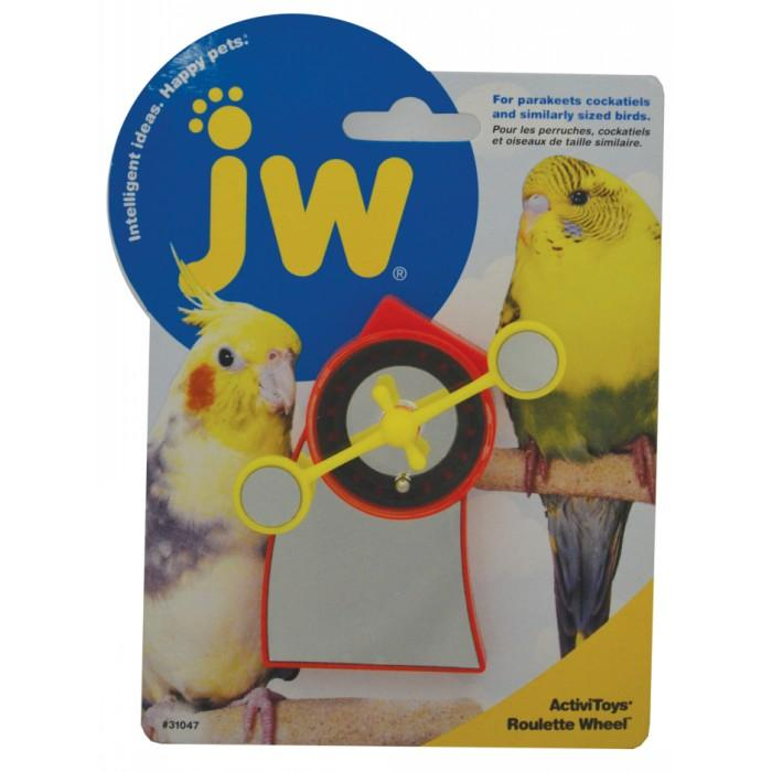JW Insight BIRD TOY ROULETTE WHEEL - Click to enlarge