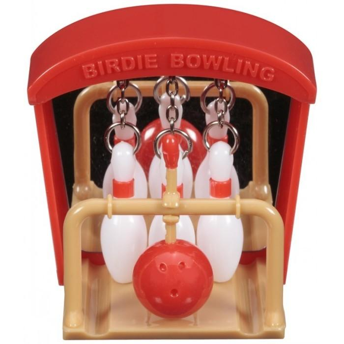 JW Insight BIRD TOY BIRDIE BOWLING - Click to enlarge
