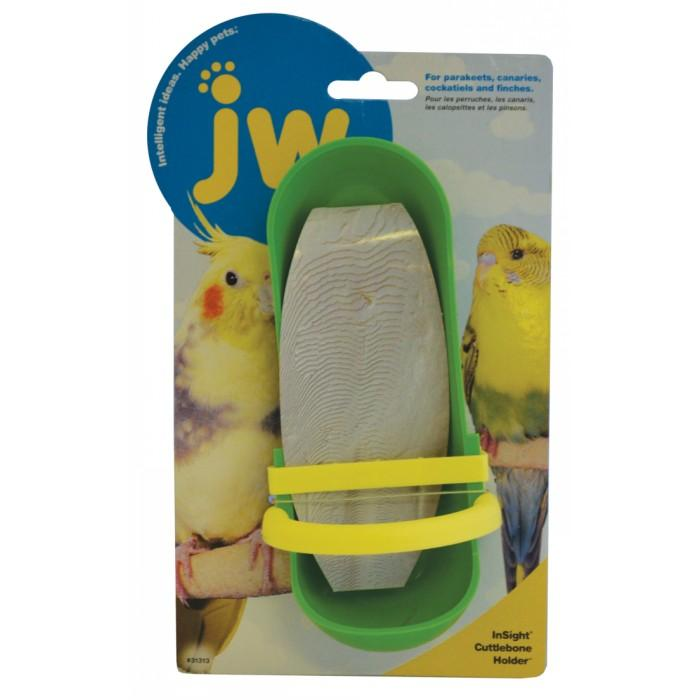 JW Insight CUTTLEBONE HOLDER (18cm Tall) - Click to enlarge