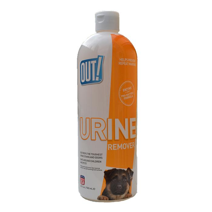 Out! Petcare - URINE REMOVER - FLIP TOP 945ml - Click to enlarge