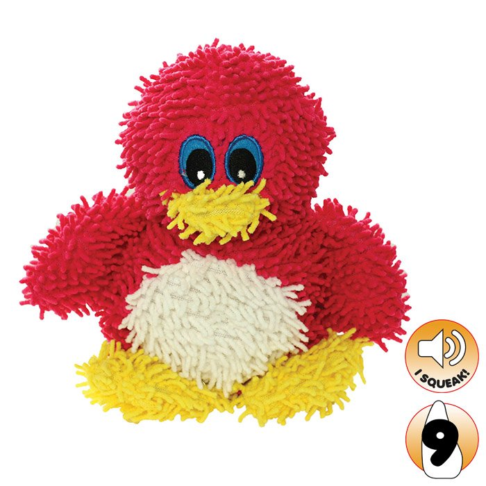 Tuffy - MIGHTY MICROFIBER MEDIUM PENNY THE PENGUIN - Click to enlarge