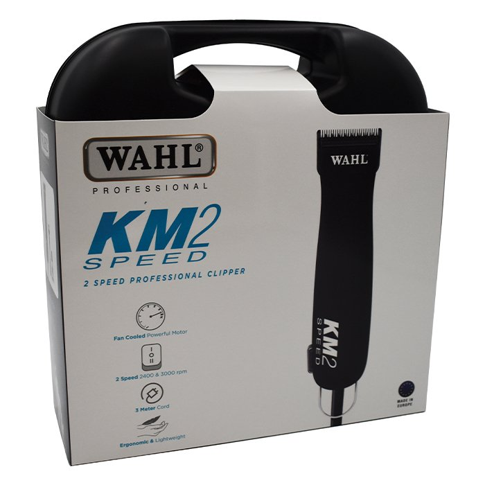 Wahl KM-2 TWO SPEED CLIPPER - Click to enlarge