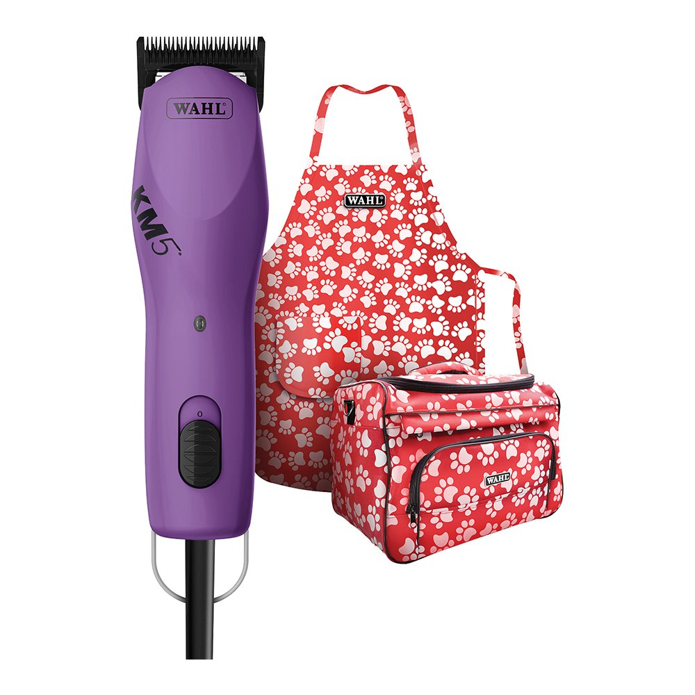 Wahl KM5 CLIPPER - Purple (2020 Summer Promotion) - Click to enlarge