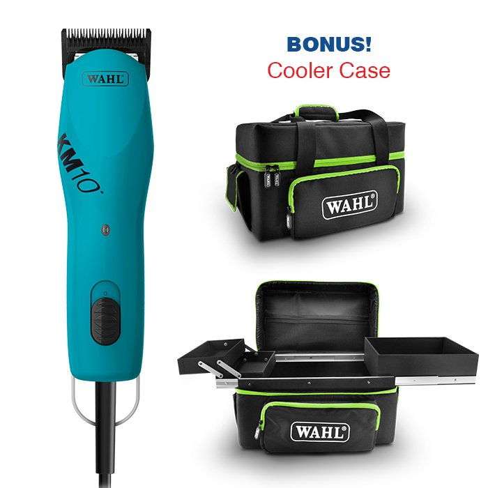 Wahl KM10 CLIPPER - Blue (2019 Summer Promotion) - Click to enlarge