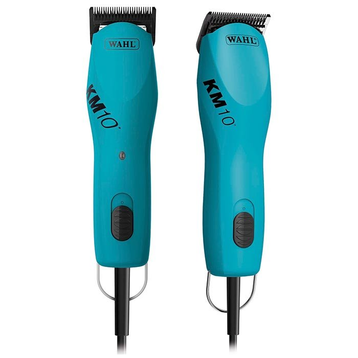 Wahl KM10 CLIPPER Blue - Click to enlarge
