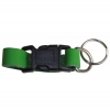 "KLIP-IT ID TAG HOLDER Emerald Green 2""(5cm) Long - Click for more info"