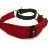 BlackDog WHIPPET COLLAR Red (28-36cm) - Click for more info