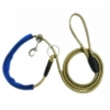 Monster Walker Leash Blue/Yellow - Dogs over 10kg - Click for more info